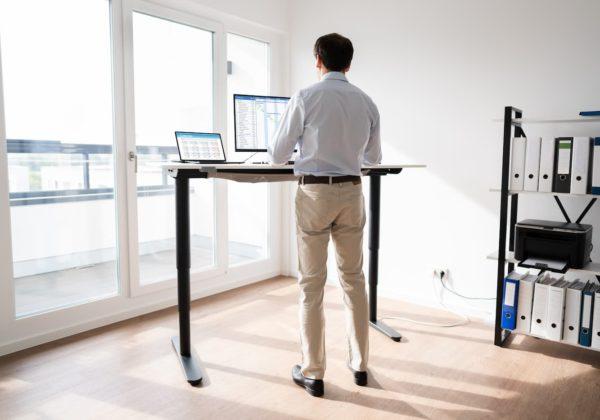 Tipps für einen gesunden Büroalltag