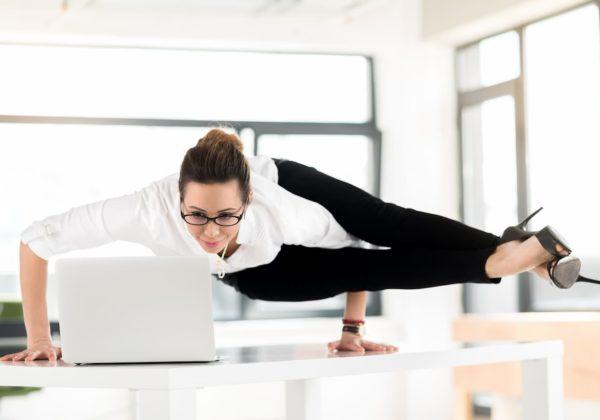 Bürostuhl Yoga